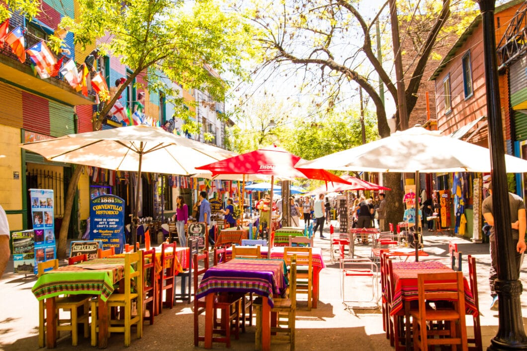 Visiting Buenos Aires in a Hurry – 1/2 Day Itinerary