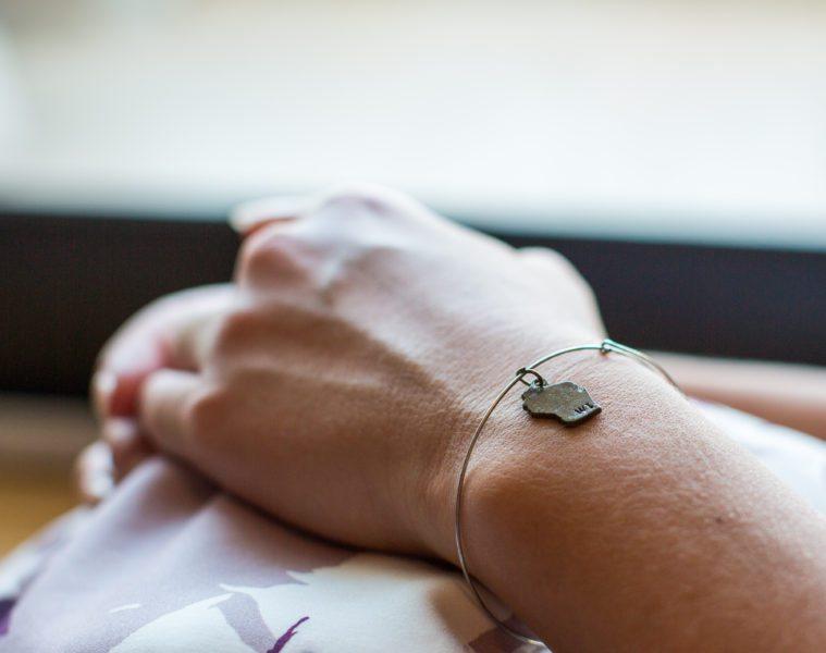 Wisconsin bracelet