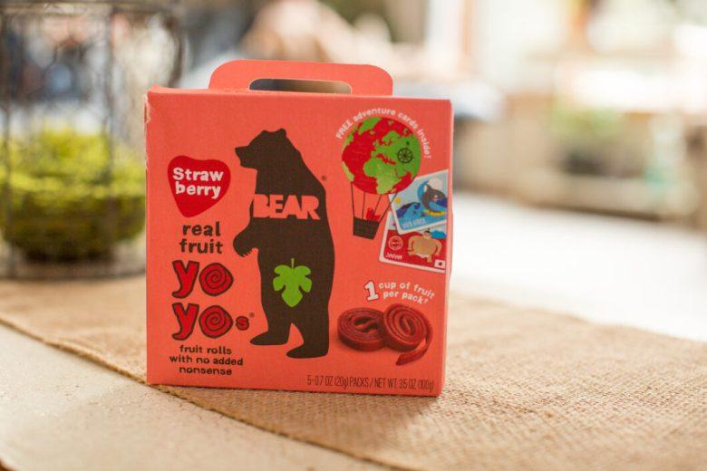 Naturebox fruit roll ups