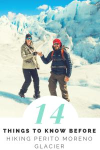 14 Things to Know Before Hiking Perito Moreno Glacier