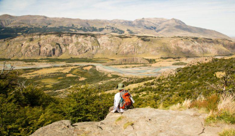 hiking in El Chalten