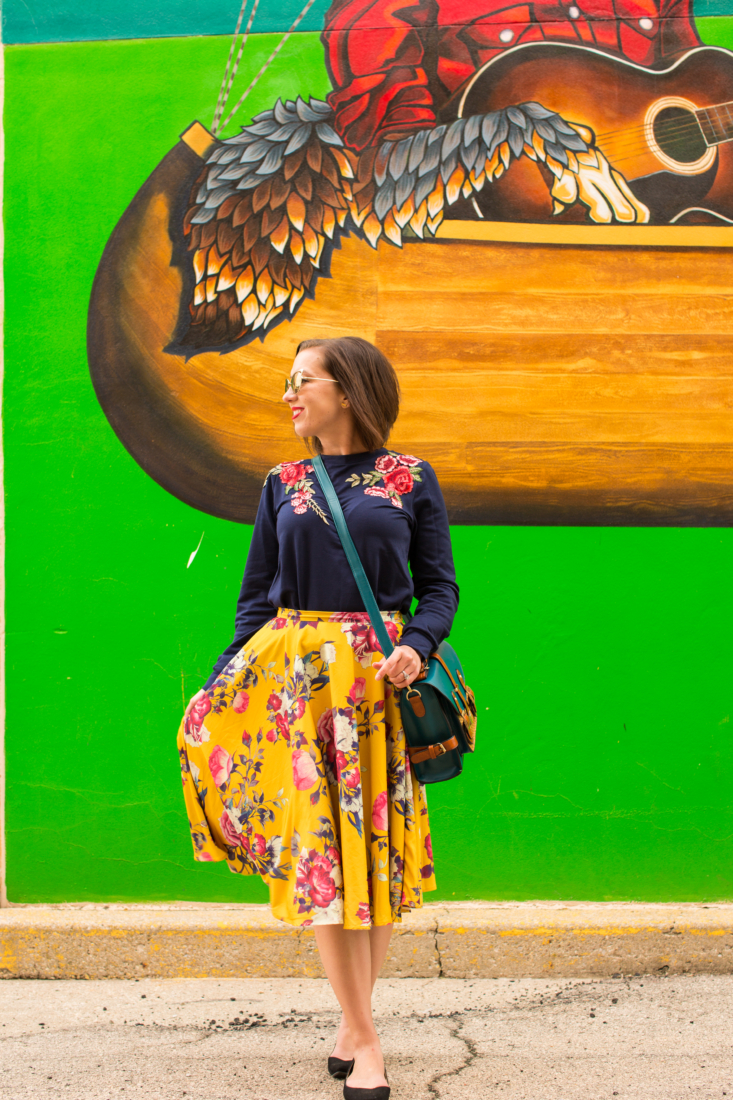adb8ca4437 Outfit - Florals Galore & More -Have Clothes, Will Travel