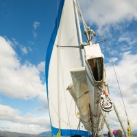 sailing the Beagle Channel