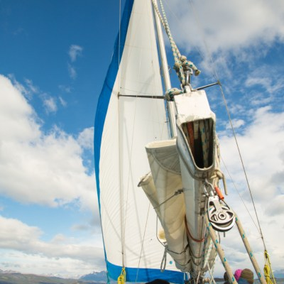 What It's Like To Sail On The Beagle Channel (Ushuaia, Argentina)