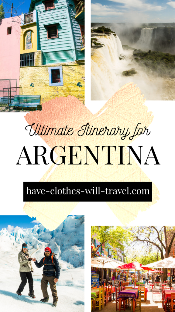 HOW TO SPEND 10 DAYS IN ARGENTINA – THE ULTIMATE ITINERARY