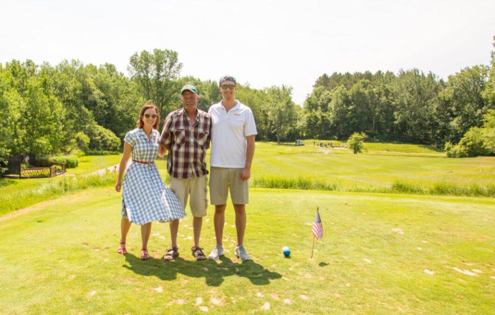 Golfing for Veterans 2018
