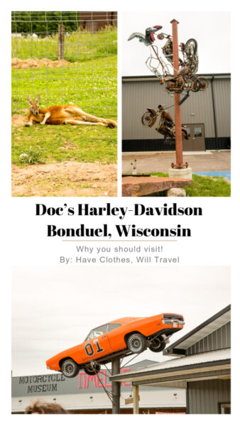 You Should Visit Doc's Harley-Davidson in Bonduel