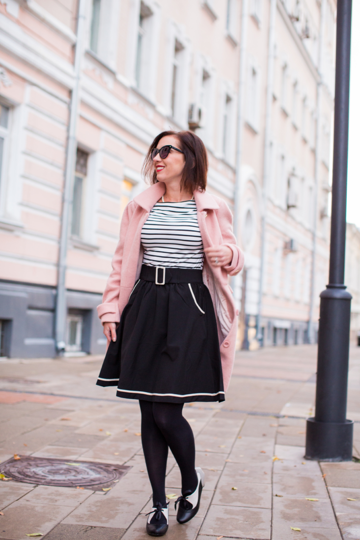 A Versatile & Classy Outfit For Any Season