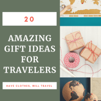 20 Amazing Gift Ideas for Travelers