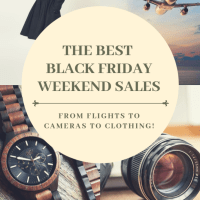 The Best Black Friday Weekend Sales