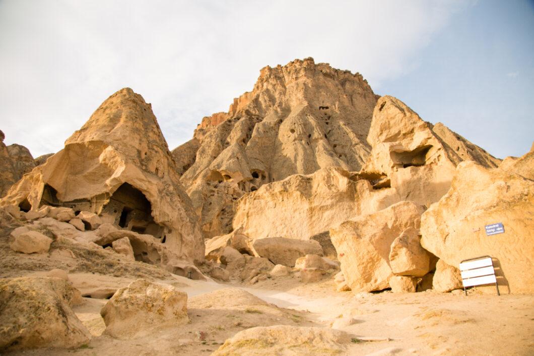 Selime Monastery
