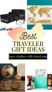 Amazing gift ideas for travelers
