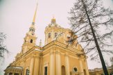 Peter and Paul Fortress in St. Petersburg Russia - a top thing to see here