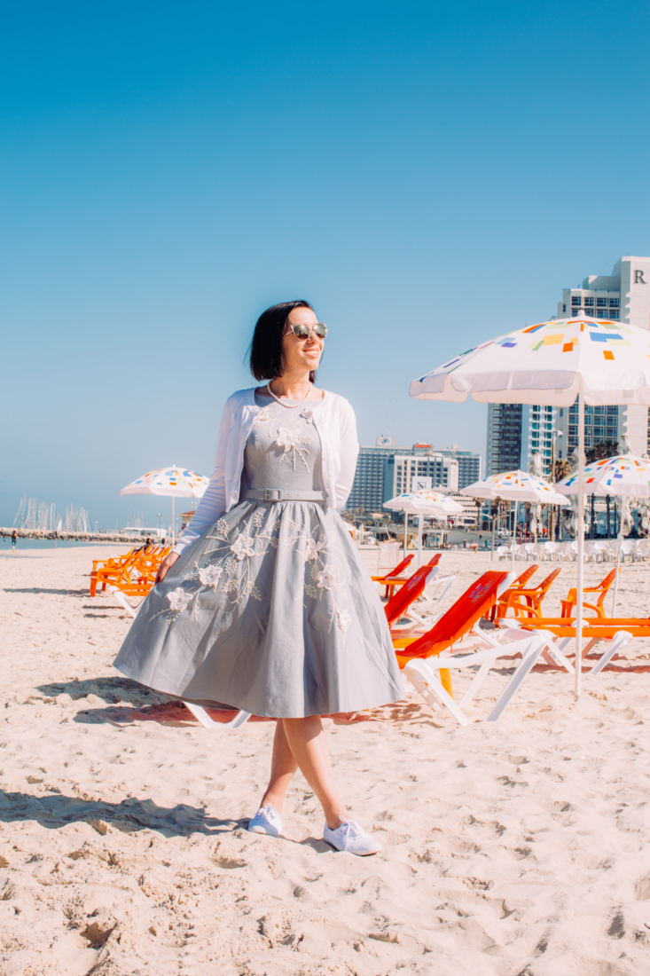 The Perfect, Vintage-Inspired Dress for Spring