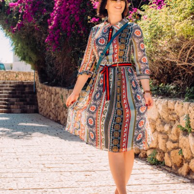 What I Wore to Explore Tel Aviv, Israel