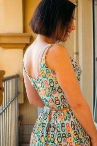 Tatyana Boutique's Nesting Doll Dress