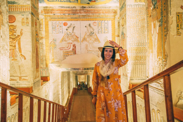 Hat for Egypt