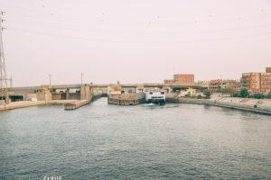 Cruising along on the Nile!