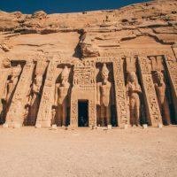 Nefertari's temple