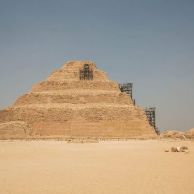 More Pyramids Near Cairo – Saqqara (Djoser's Step Pyramid) + Ancient City of Memphis
