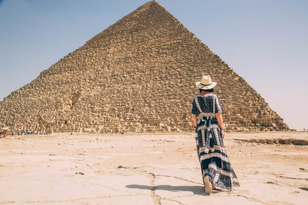 tips for visiting the pyramids