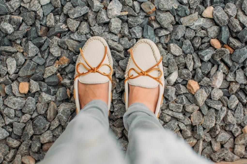 Got some comfy travel shoes now too!