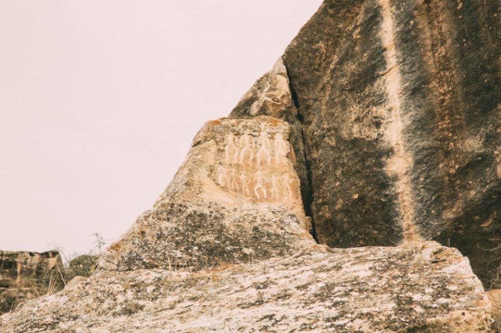 *Gobustan National Park - Gobustan Rock Art Cultural Landscape Reserve (Ancient Carvings & Petroglyphs)