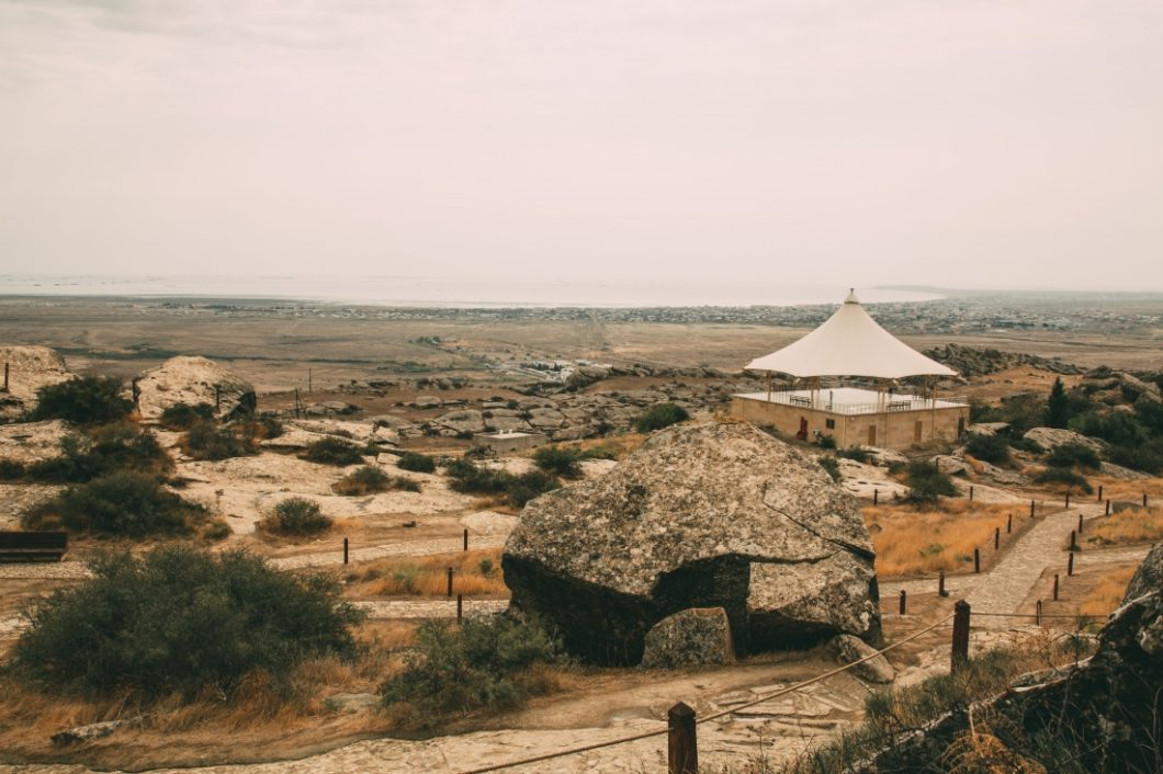 Cool Day Trip to Take from Baku, Azerbaijan to Gobustan, Fire Mountain & Fire Temple