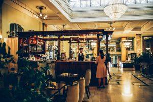 the Shalyapin bar