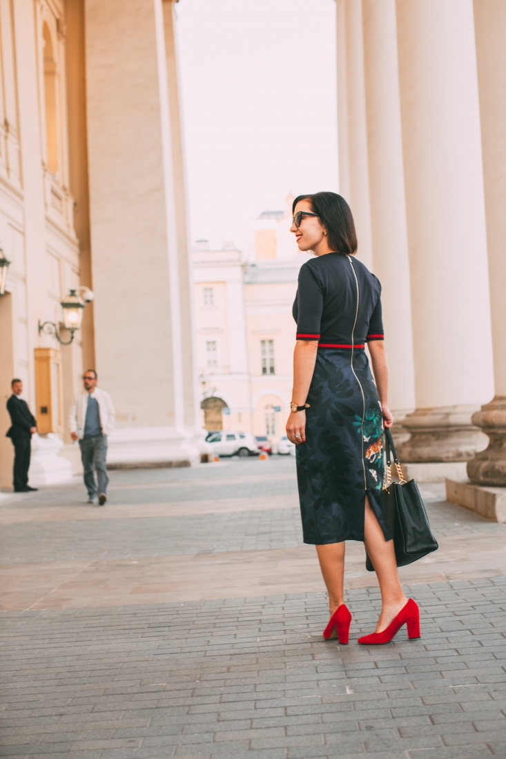 what to wear to the Bolshoi