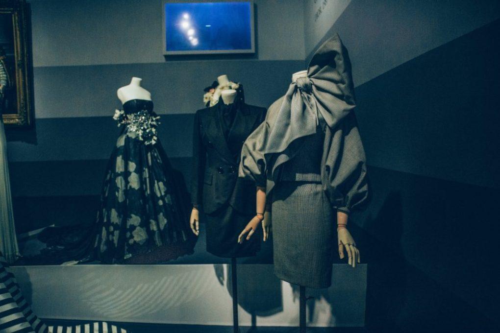 The DMA Dior Exhibit