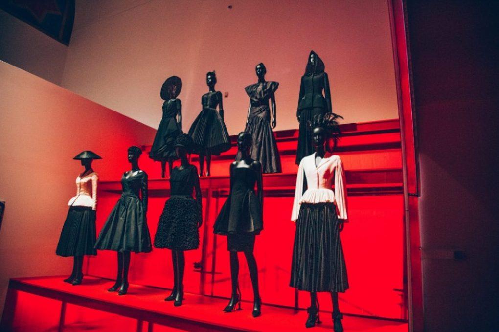 The Dallas Dior Exhibit