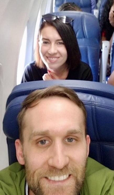 Aviator travel T-shirt