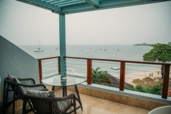 Honeymoon Beachfront Two Story One Bedroom Butler Villa Suite Sandals Negril