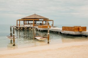 Latitudes over the water bar Sandals Montego Bay