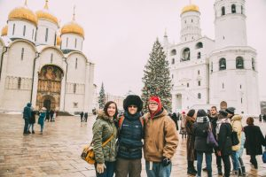 What to pack for Russia in the winter