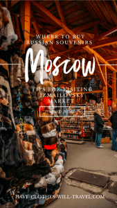 Tips for Visiting Izmailovsky Market in Moscow, Russia