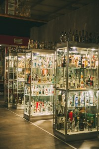 Vodka Museum in Moscow Russia