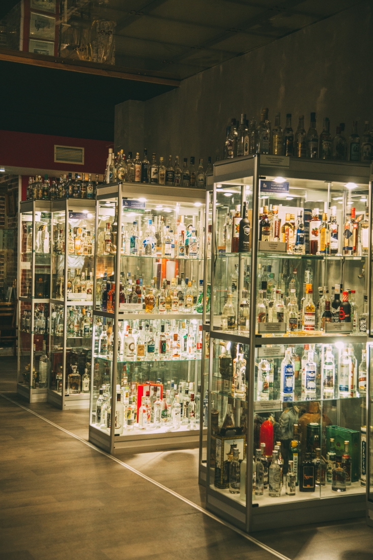 Vodka Museum in Moscow