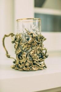 Podstakannik (Russian Tea Glass Holder)