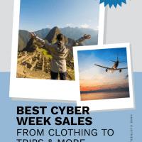 Best Black Friday & Cyber Week Sales