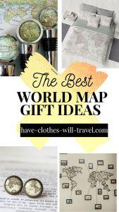 World map Gift Ideas