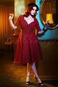 Top Vintage dress