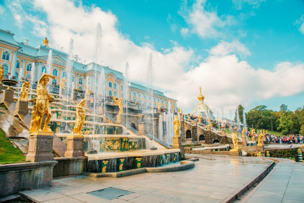 The Grand Cascade at Peterhof Palace & Gardens - Tips for Planning the Best Day Trip from St. Petersburg