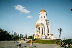 St George's Church on Podklonnaya Gora