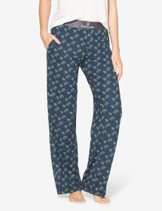 tommy john second skin loungewear pants for women