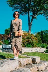 Bran dress by XCVI - interesting travel dress