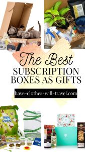 Gift Ideas: Fun Subscription Boxes & Delivery Services