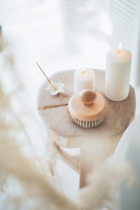 Candles can really add a nice element to your at home DIY spa day