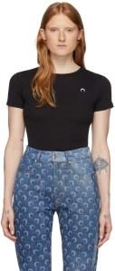 Marine Serre Black Moon T-Shirt